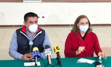 Presenta el PRI a Graciela Ortiz como precandidata al Gobierno de Chihuahua