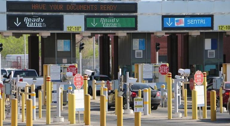 Amplían un mes más restricciones para cruzar a Estados Unidos; hasta el 22 de febrero