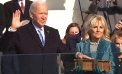 Toma protesta Joe Biden como Presidente de Estados Unidos