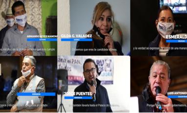 Trabajo, resultados y transparencia, razones por las que Maru es la mejor opción: líderes panistas