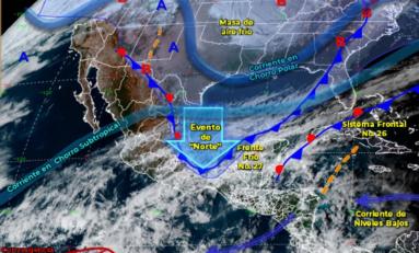 Pronóstico de nevadas, lluvias y vientos para la próxima semana