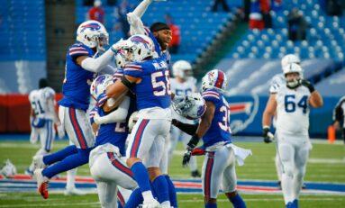 Vencen los Buffalo Bills 27 a 24 a los Colts; luego de 25 años sin llegar a Playoffs