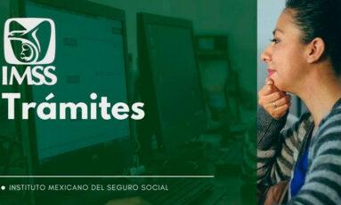 Cuenta IMSS con servicio digital de Corrección de datos del Asegurado y Registro de Beneficiarios