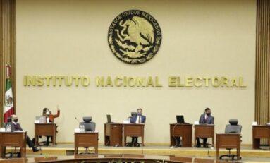 """Aprueba INE coaliciones """"Va Por México"""" y """"Juntos Hacemos Historia"""""""