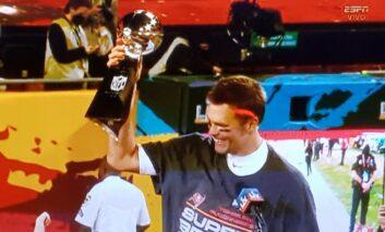 Bucaneros Campeones del Super Bowl LV; vence 31-9 a Kansas City; Brady logra su 7° anillo