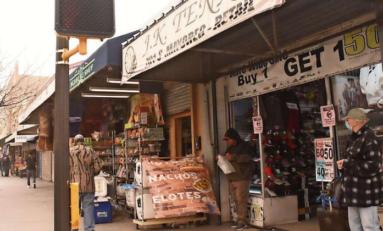 Reportan pérdidas millonarias en comercios de El Paso por falta de mexicanos
