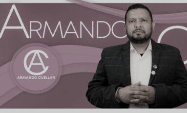 Muere por Covid Armando Cuéllar, candidato a alcaldía de Cuauhtémoc por Fuerza por México