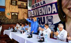 Presenta Maru sus propuestas a agremiados de la UNTRAC en Ciudad Juárez