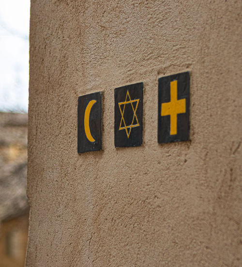 The Co-option of Religious Symbols & The History of COEXIST