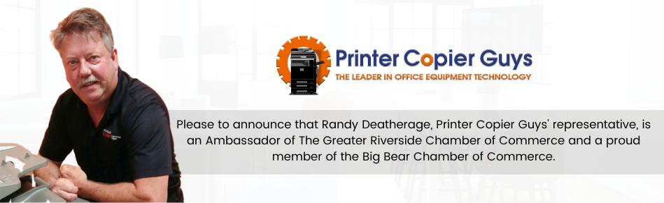 Randy Announcement