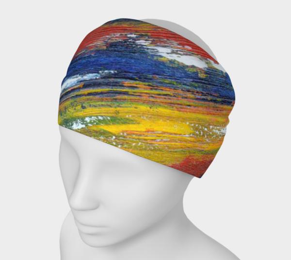 Primary Scream headband