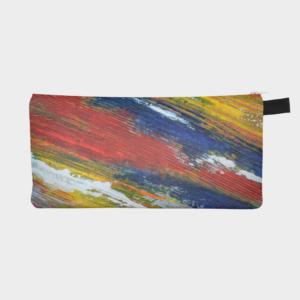 Primary Scream Pencil Case