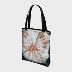 Sand Dollar Surprise Tote Bag