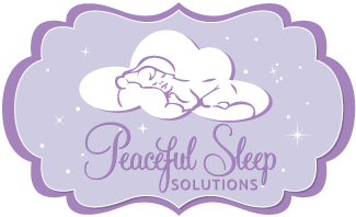 Peaceful Sleep Solutions – Sleep Coach & Consultant in MA Logo