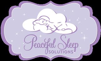 Peaceful Sleep Solutions – Sleep Coach & Consultant in MA Logo