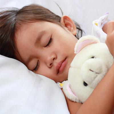 Sleeping Child Toddler