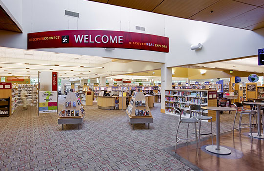 King County Redmond Library
