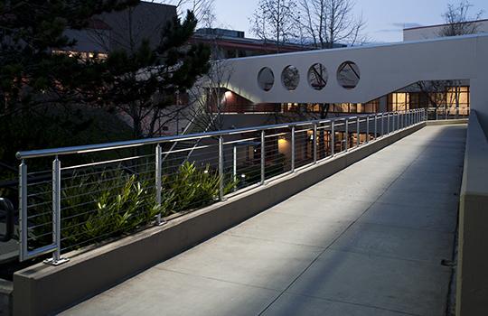 Lake Washington Institute of Technology Lighting