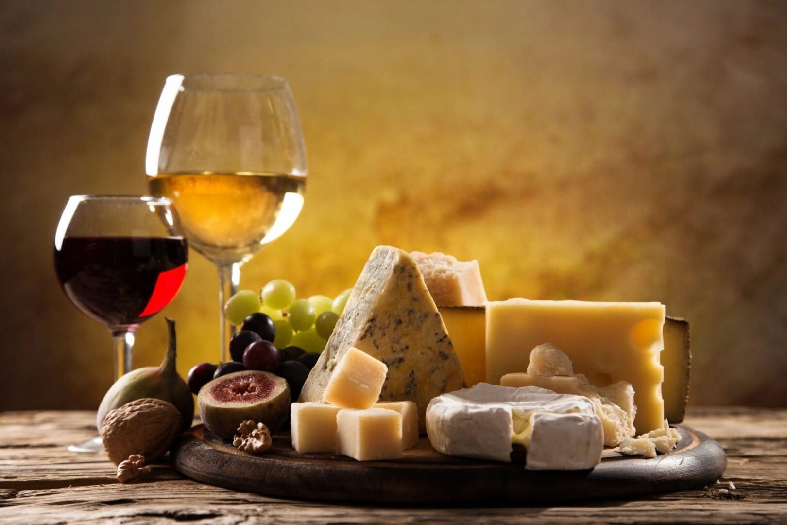 Wines and Cheese