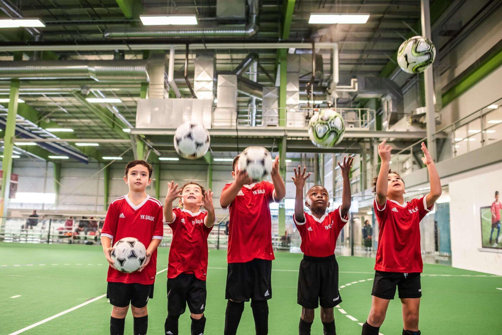 YK Galaxy Soccer Academy