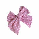 Light pink polka dots