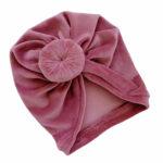 Dusty pink velvet