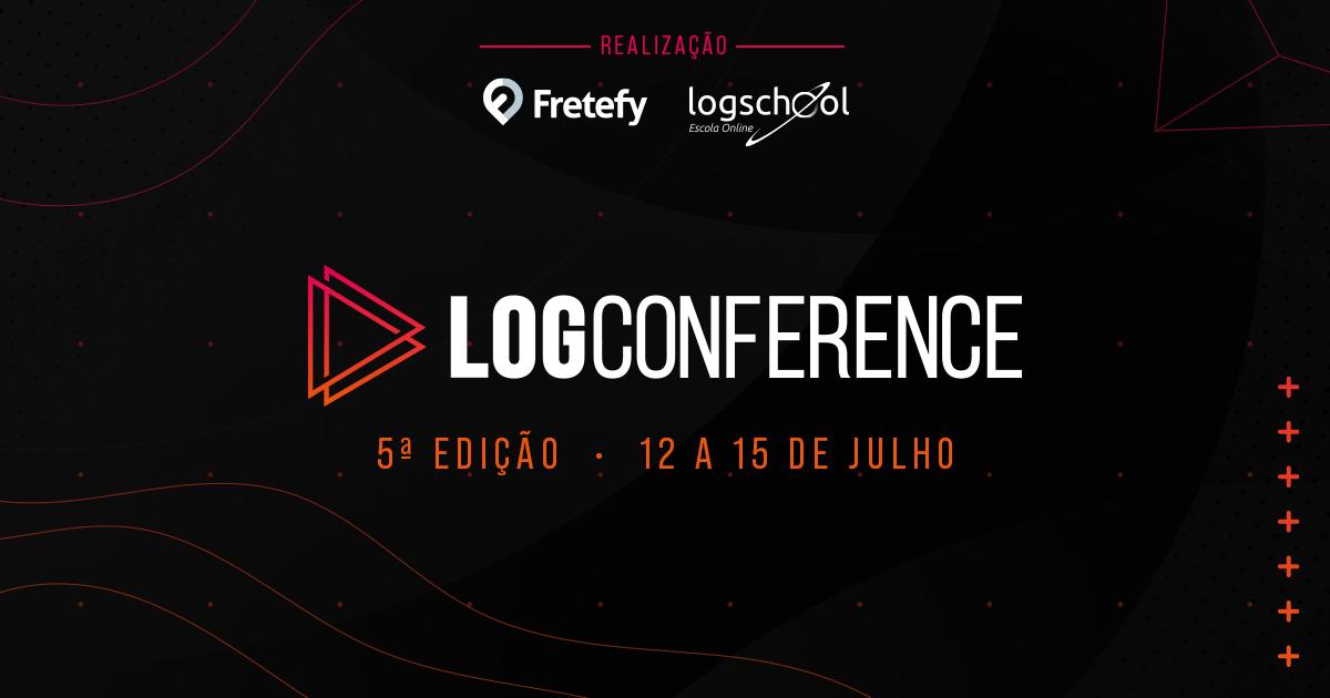 LogConference: A maior Conferência online de Logística e Supply Chain