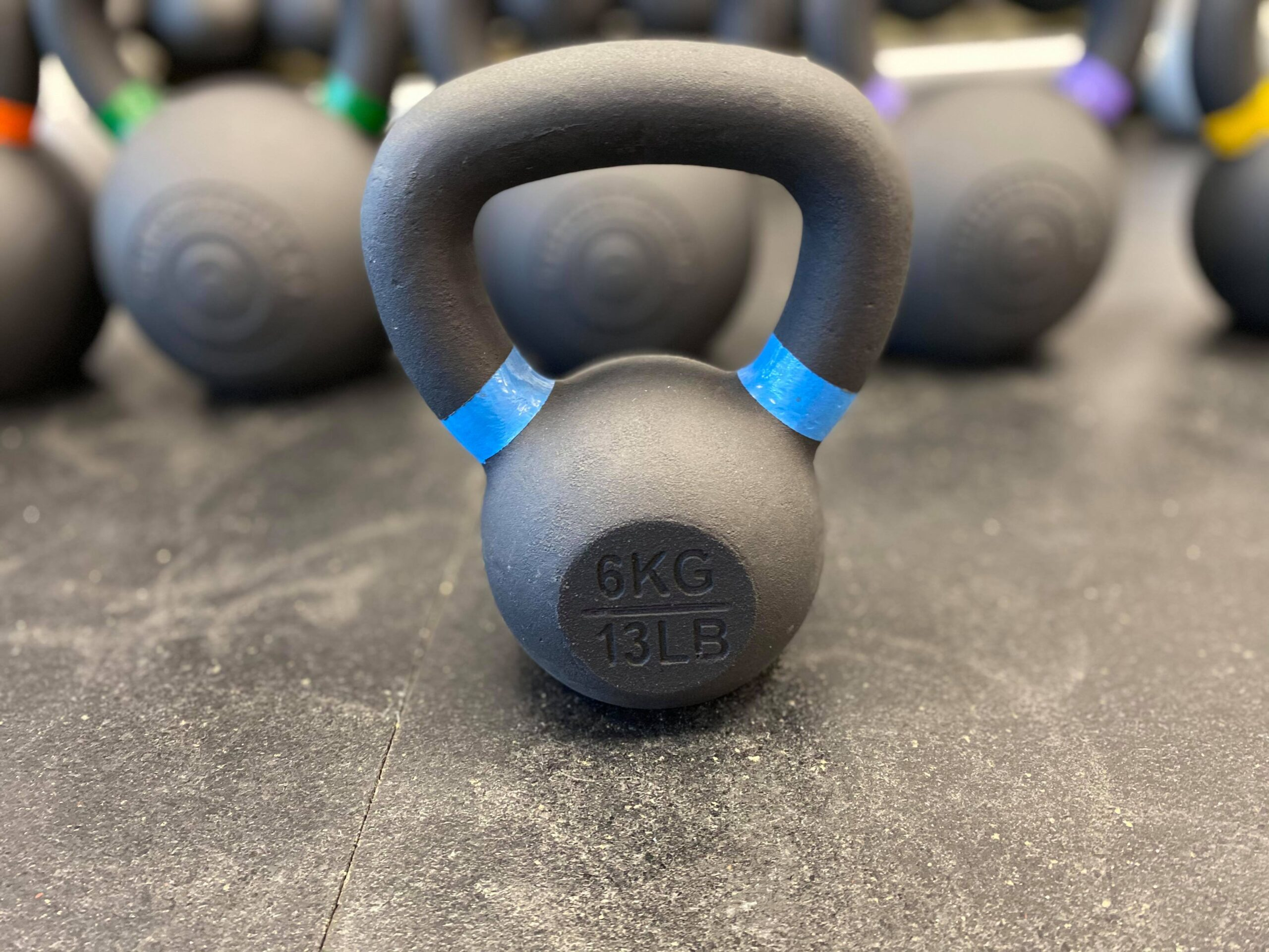 6kg/ 13lbs Kettlebell
