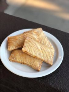 Bushie's Kitchen Pumpkin Hand Pies