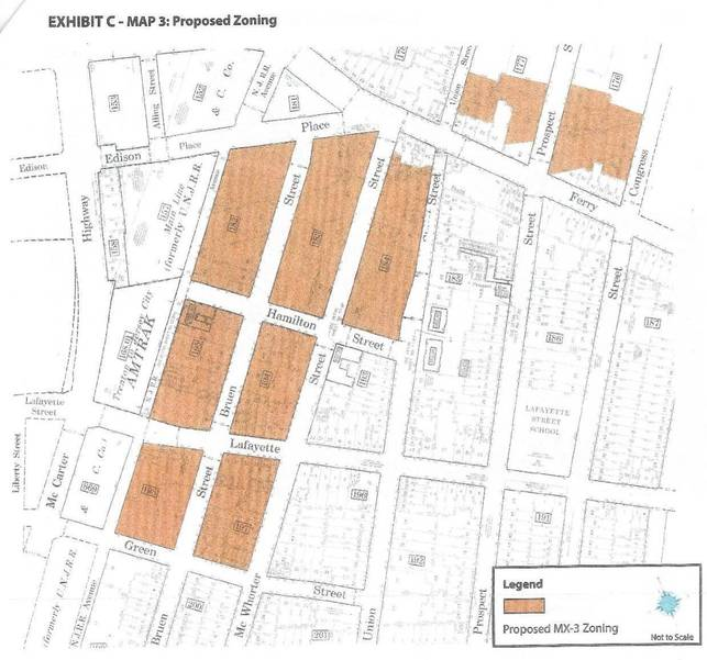 Ironbound Building Height Ordinance Stirs Up Gentrification Concerns