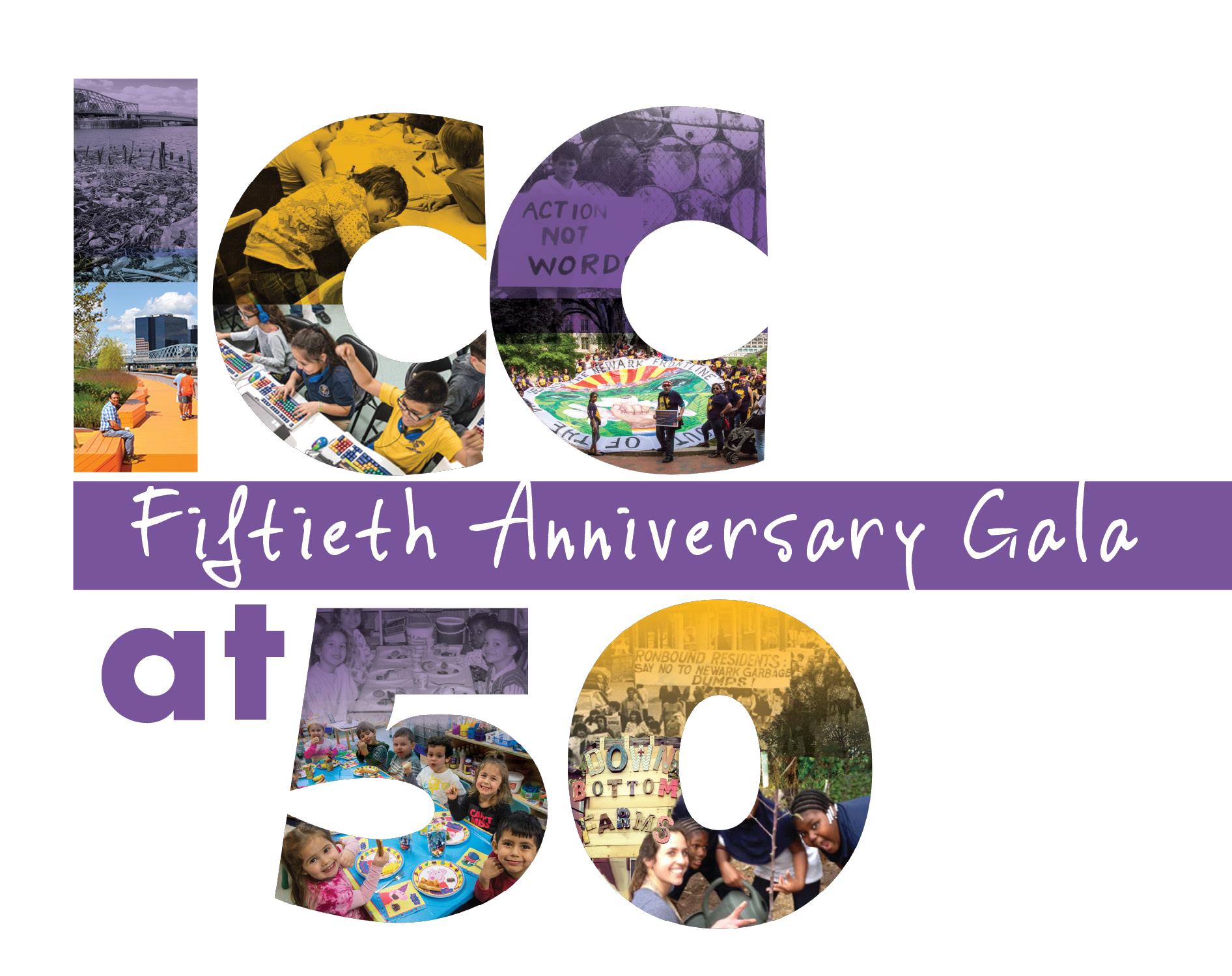 ICC 50 anniversary Newark NJ