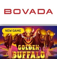 Bovada: Golden Buffalo Online Slots