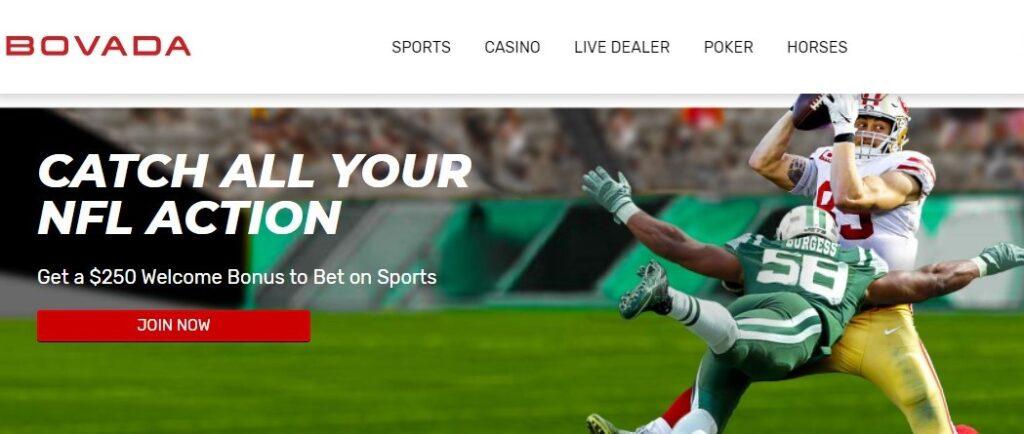 Bovada Sports Betting