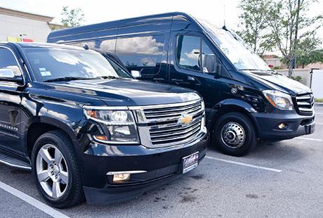 Garden Tours & Transportation