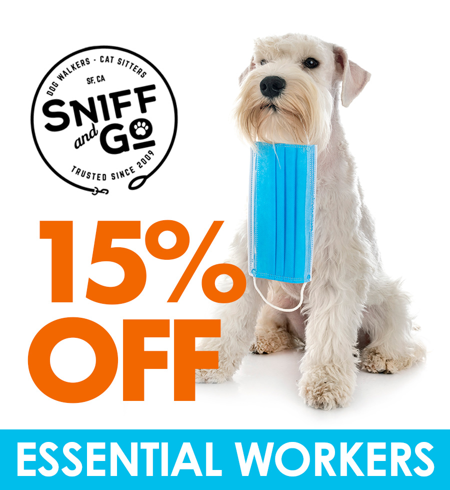 Essential Workers Discount