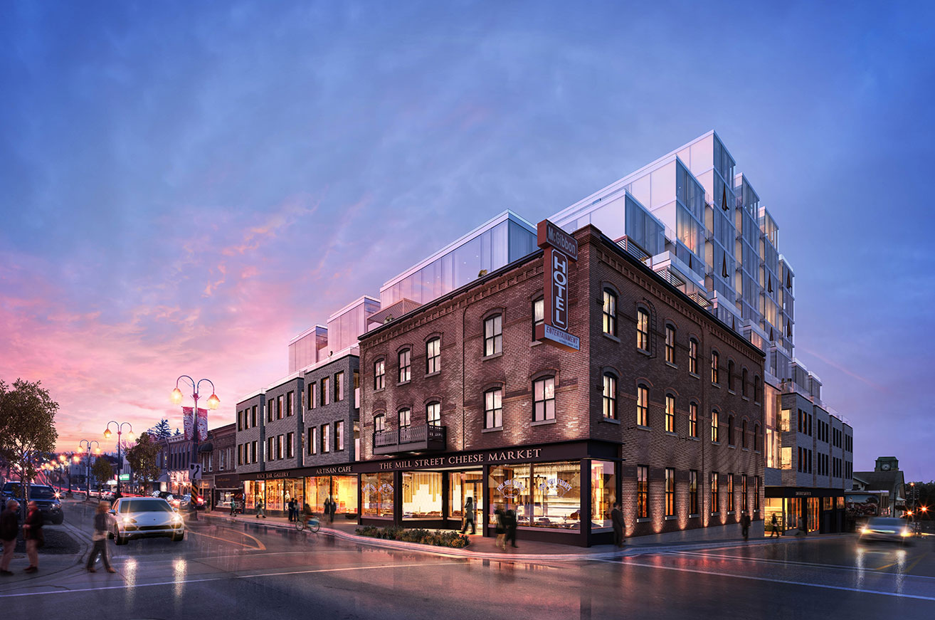 Main and Mill in Georgetown is about to get a lot more exciting! image