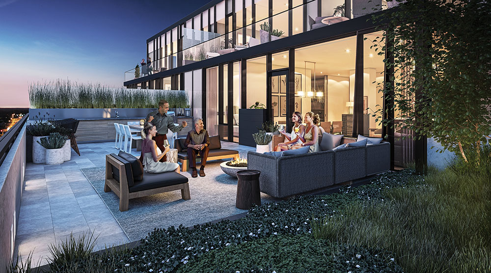 Alfresco Entertaining, Your Terrace or Ours? image
