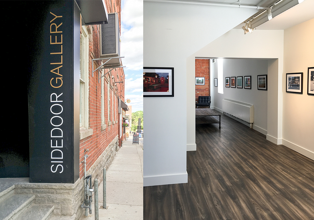 New Doors are Opening in Georgetown! The New SIDEDOOR GALLERY and re-opening of RED DOOR GALLERY image