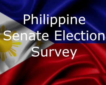 Philippine Senate Election Survey