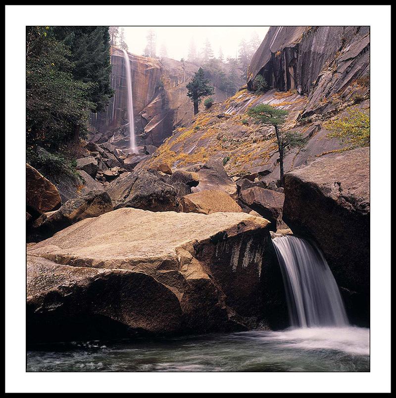 Vernal Falls - Yosemite National Park, California