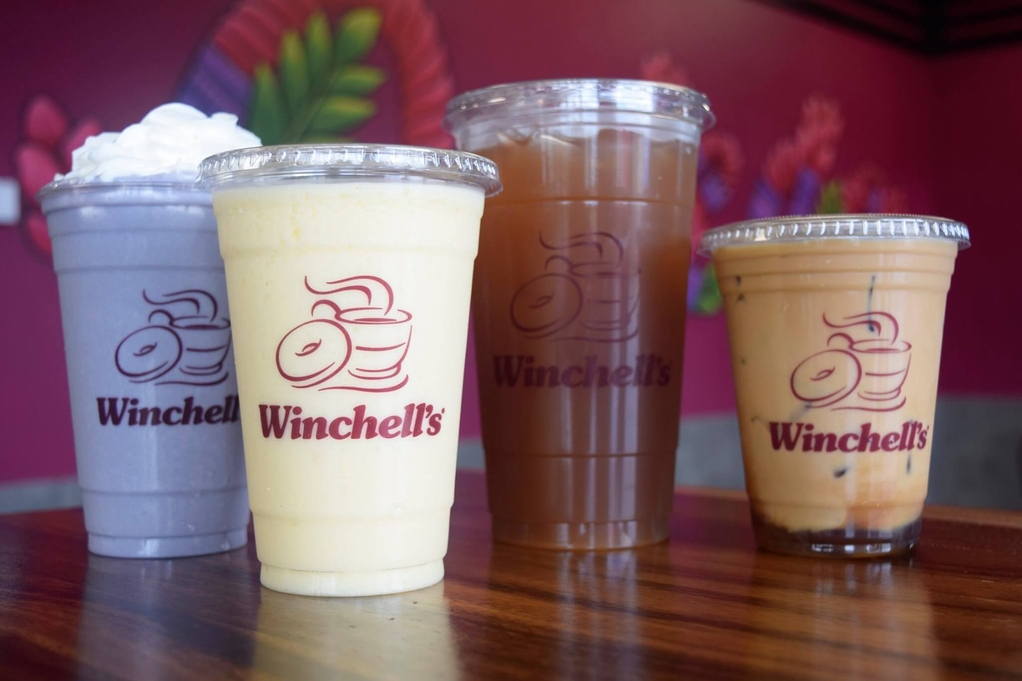 Winchell's Beverages