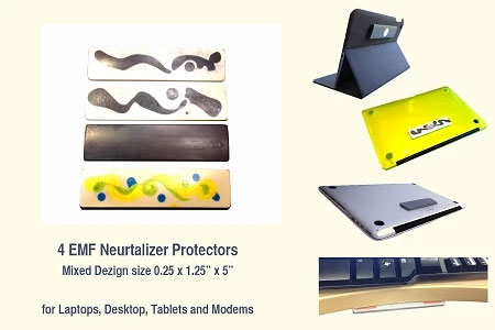 VORTEX BIOSHIELD OFFERS TABLET, LAPTOP & MOBILE EMF PROTECTION