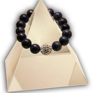 New Product - EMF Harmonizing Bracelet - Lapis Lazuli - Quantum EMF Protectors
