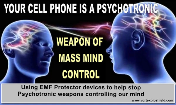 IS YOUR CELL PHONE CONTROLLING YOUR MIND?