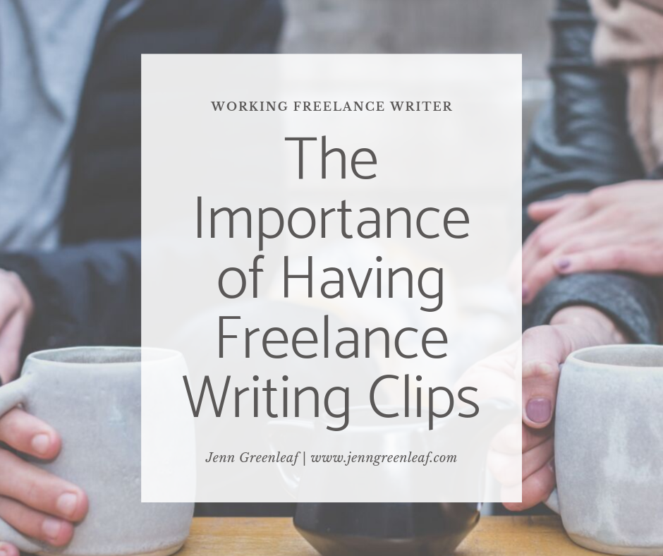 The Importance of Having Freelance Writing Clips