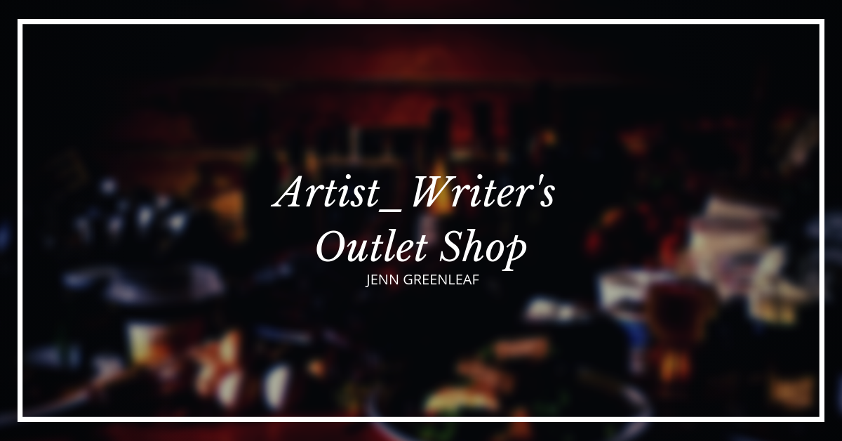 Artist_Writer's Outlet Shop