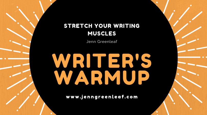 Writer's Warmup