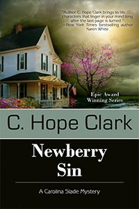 Newberry Sin, by C Hope Clark