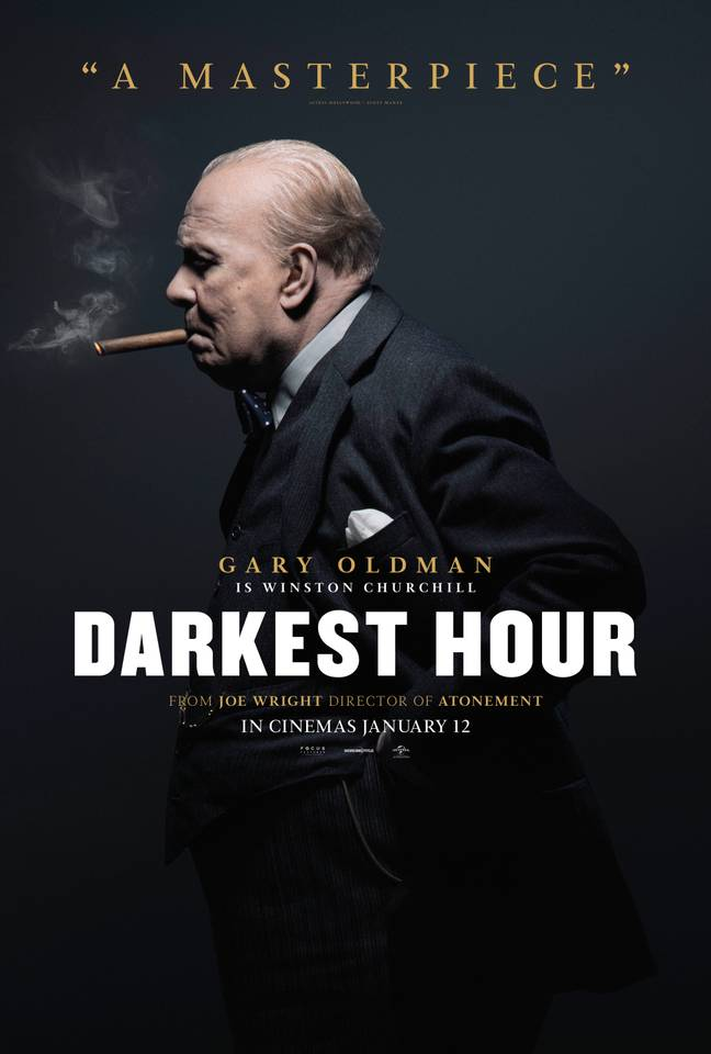 May 7 Darkest Hour at History Center