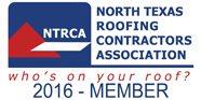 North Texas Roofing Contractors Association Member